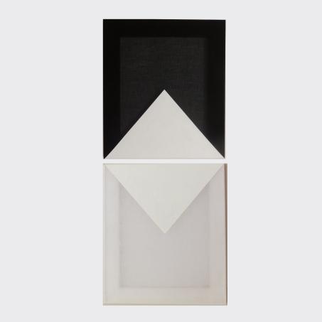whitewhite/blackwhite, 2013