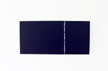 Drift 2015 Oil and acrylic on canvas 305 x 635 mm