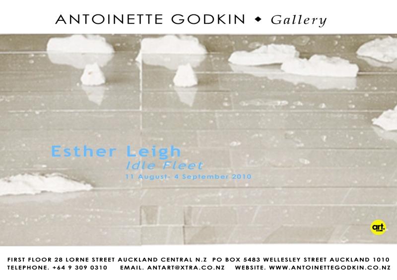 Esther Leigh- Idle Fleet 11 August- 4 September 2010