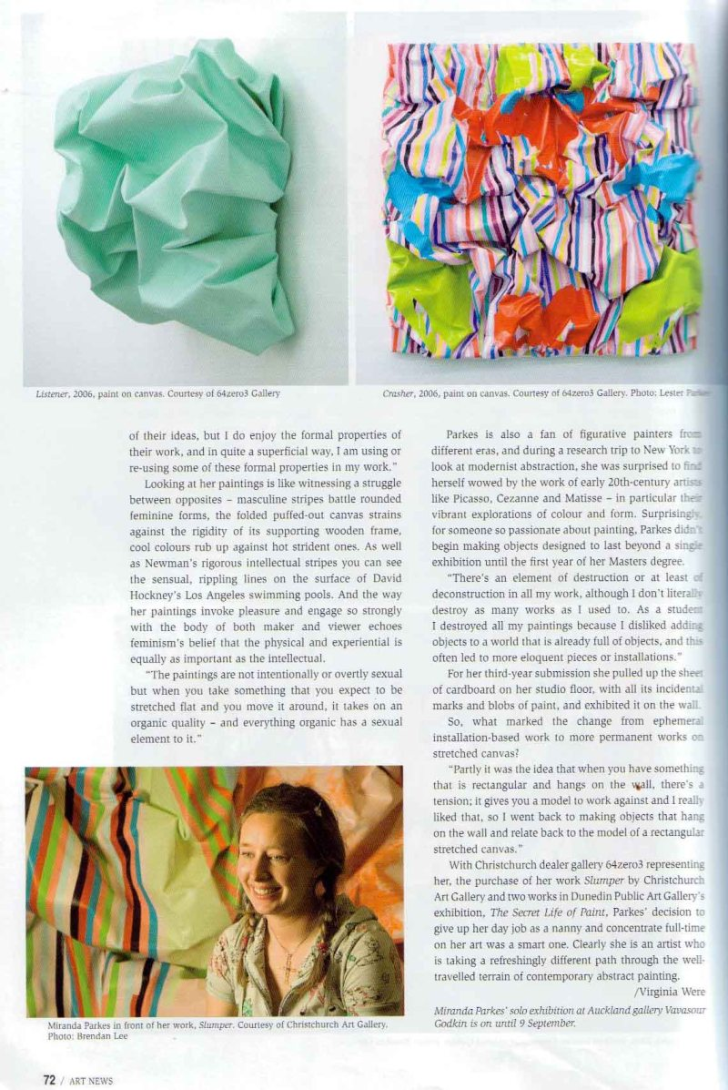 parkes art news 3e