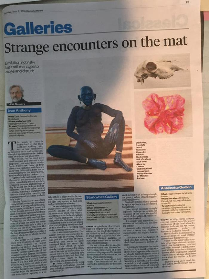 review on herald
