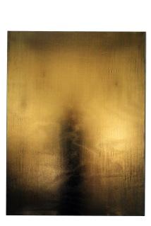 Blu/blak 2015 Acrylic, wooden stretcher 900 x 1200 mm