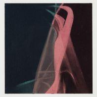 BRITT ALPE Acrylic on paper 180x180mm