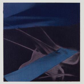 BRITT ALPE Acrylic on paper 180 x180mm