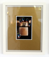 Pavo (xv) nails - digital print on Ilford Galerie Metallic Gloss 260gram paper), edition of 1