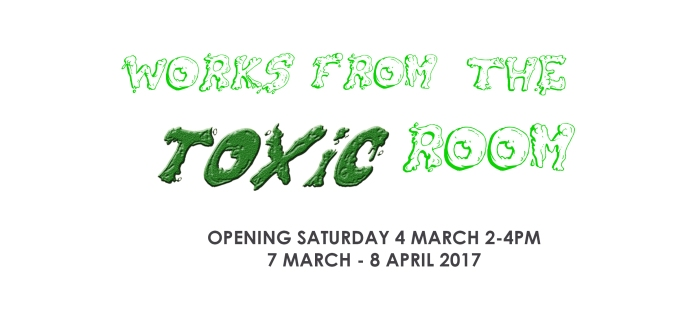 Works from the toxic show