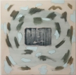 BILLY MCQUEEN Afa 2014 Oil and gesso on canvas 1200 x 1200 mm