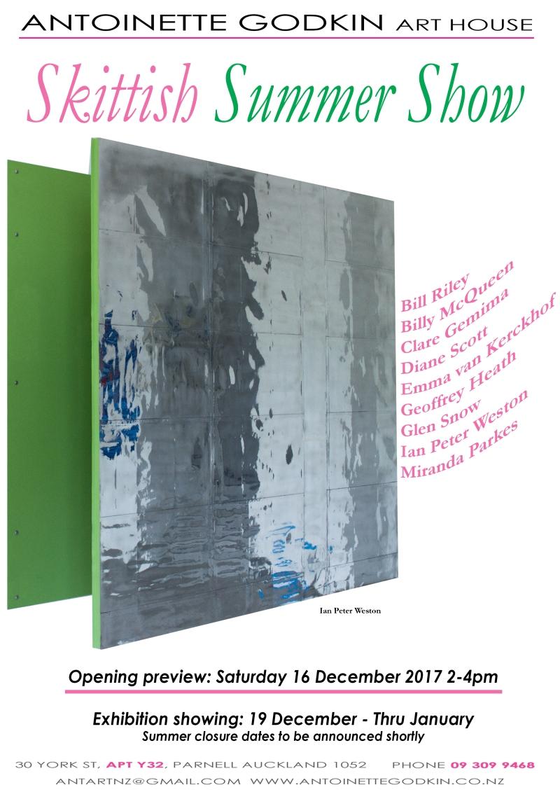 Skittish Summer Show 2